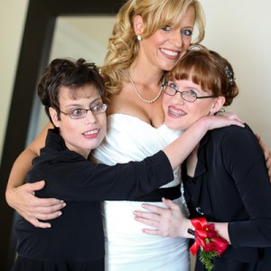 Eden and Tony Wedding Planner - Mother and Daughters