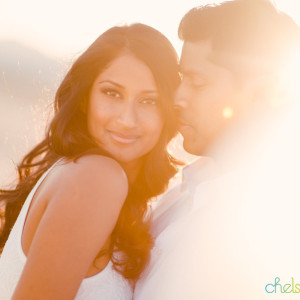 Udyogi and Nimish Las Vegas Engagement Session